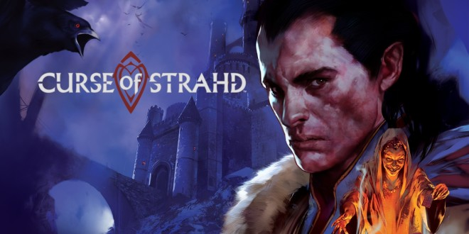 La Maldición de Strahd - Dungeons and dragons